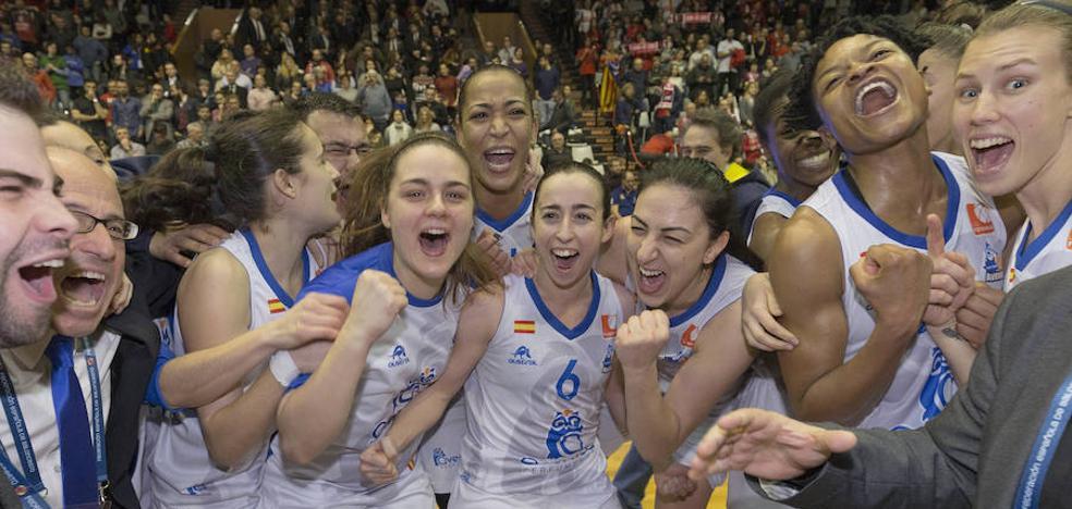 Zaragoza será la sede de la Copa de la Reina 2018