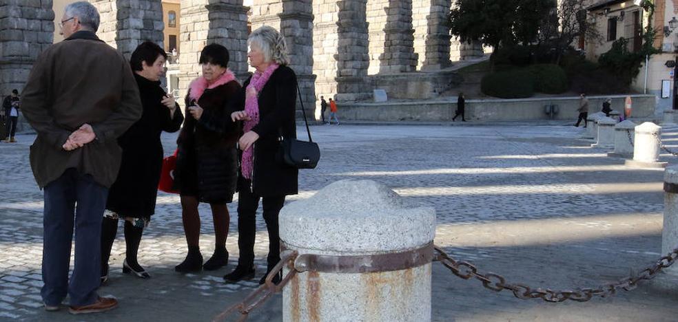 Luquero: «Los segovianos merecen el respeto de su presidente provincial»