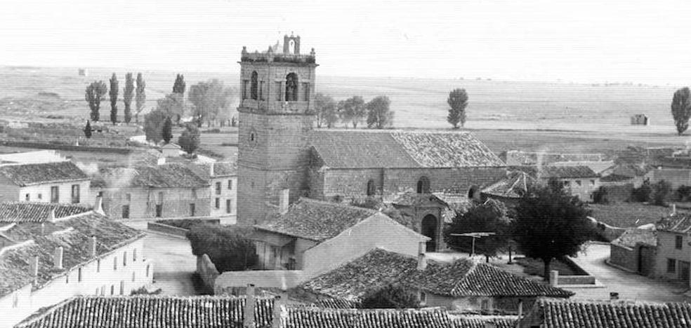 Las propiedades incautadas por la Falange al cuñado de Azaña en Villalba de los Alcores