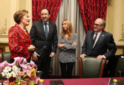 Carmen Casado destaca la universalidad de la fiesta
