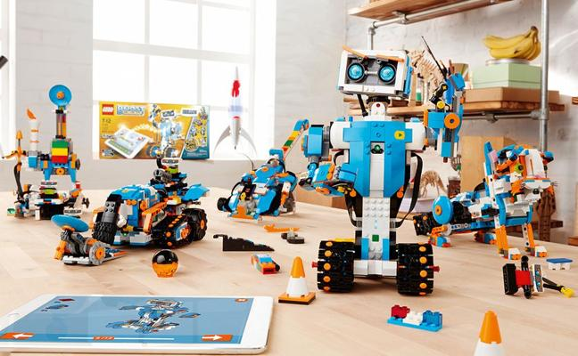La tecnología se apodera de los juguetes