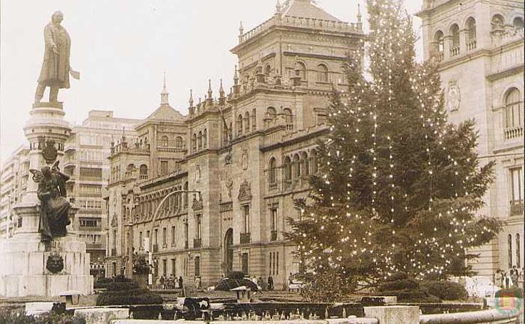 Las navidades de los años 70 en Valladolid