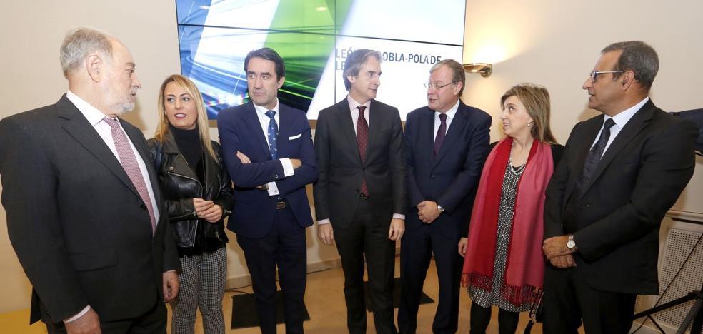 Fomento prevé tener ejecutado el AVE entre León y Asturias en verano de 2020