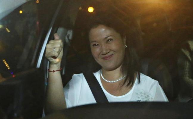 «Fujimori tuvo la Navidad más feliz en doce años», dice su hija Keiko