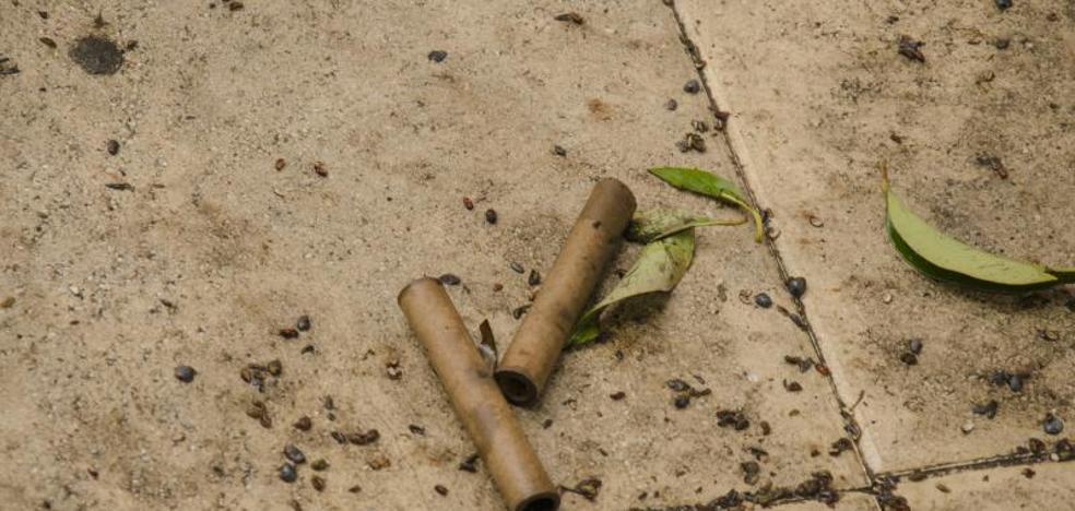 Un niño de 13 años pierde una mano al explotarle un petardo en Jaén