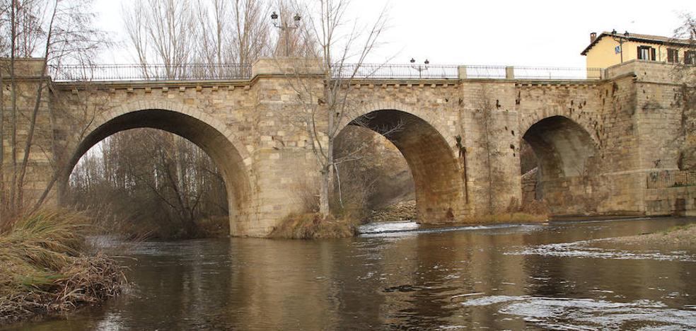 El caudal de los ríos va aumentando gracias a las últimas lluvias