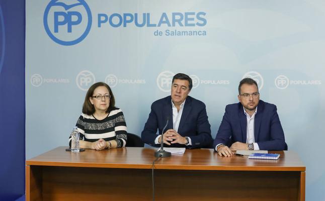 El PP destaca como éxito del año los 2.854 empleos creados