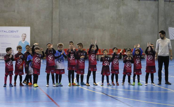 Torneo Vitaldent Hazme Sonreír del CD Salamanca FS