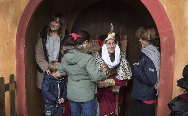 El Cartero Real recogerá las cartas de los niños hasta el 5 de enero en la Plaza Mayor de Valladolid