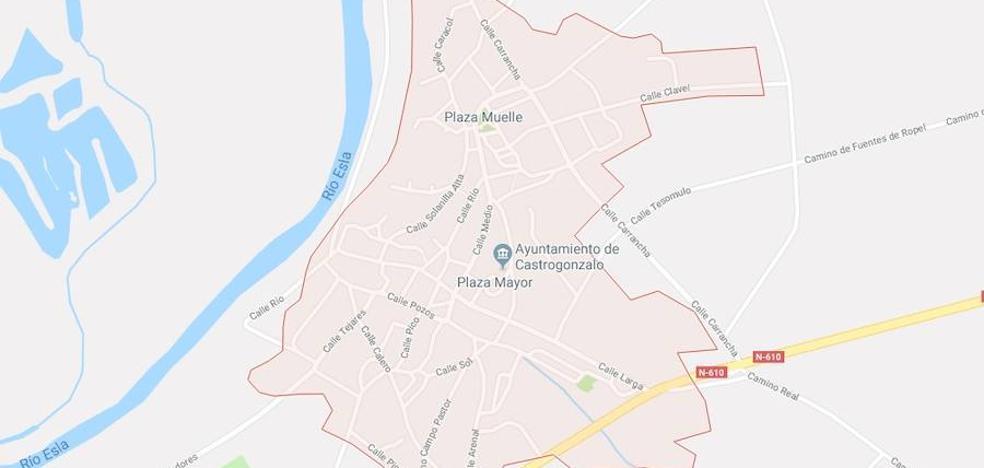 Detenido por circular sin carné, en coche robado y darse a la fuga en Zamora