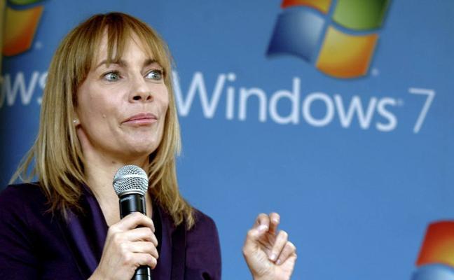 María Garaña, expresidenta de Microsoft España, ficha por Google