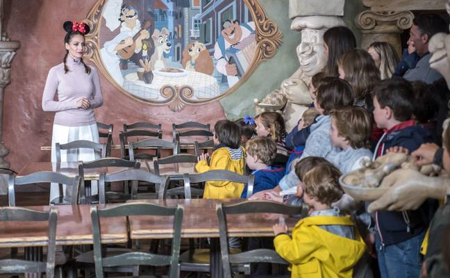 'MasterChef Junior' hace las maletas y descubre la magia de Disneyland Paris