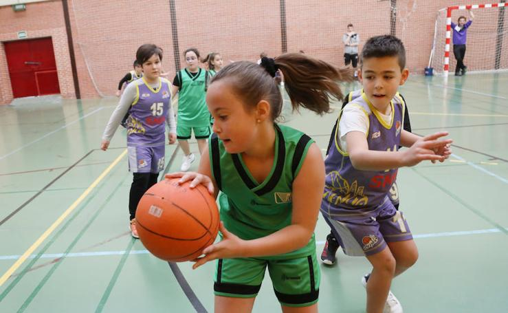 Torneo de baloncesto base