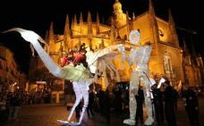 Así será la Cabalgata de los Reyes Magos de Segovia