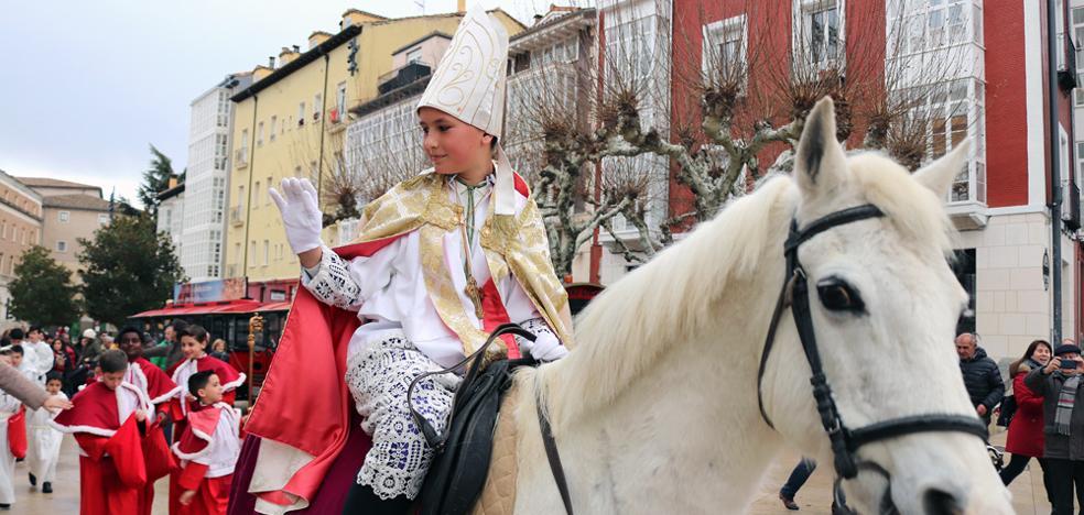 El Obispillo vuelve a las calles de Burgos por Navidad