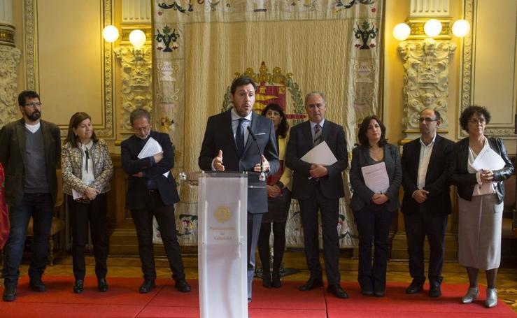El Ayuntamiento de Valladolid explica el Presupuesto Municipal para 2018