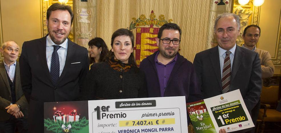 Los afortunados del Sorteo de los Deseos ya pueden canjear sus premios