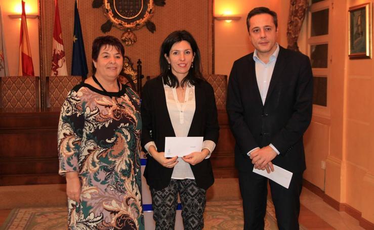 Entrega de las subvenciones del programa 'Segovia Emprende 2017'