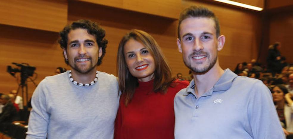 Álvaro de Arriba y Gema Martín repiten como mejores atletas salmantinos en 2017