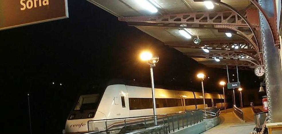 Soria ¡YA! envía una carta a Florentino Pérez para invitar al Real Madrid a que acuda en tren a la capital