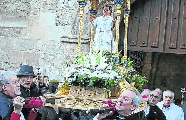 Miles de personas renovarán este lunes el Bautizo del Niño en Palencia