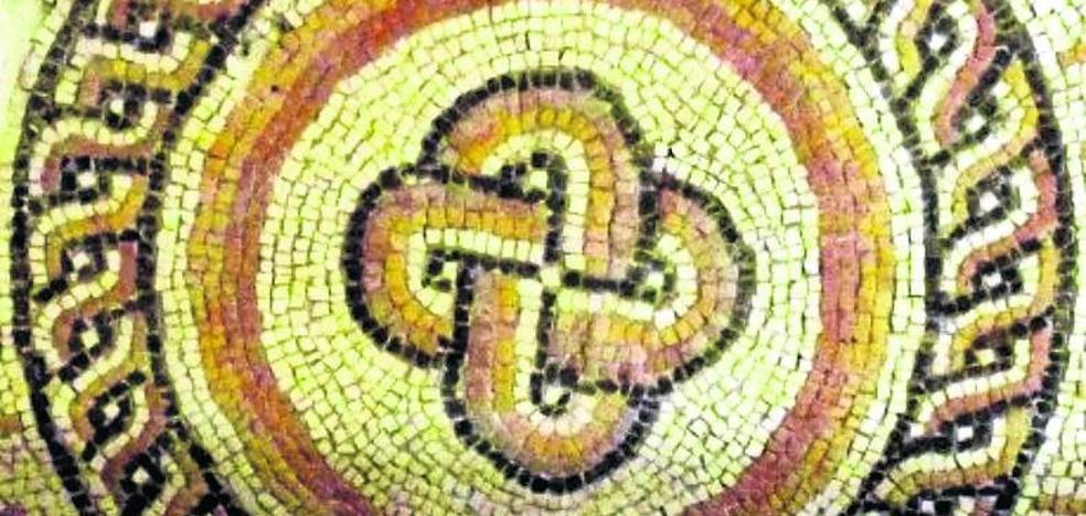 50 aniversario del descubrimiento de los mosaicos romanos de Aguilafuente