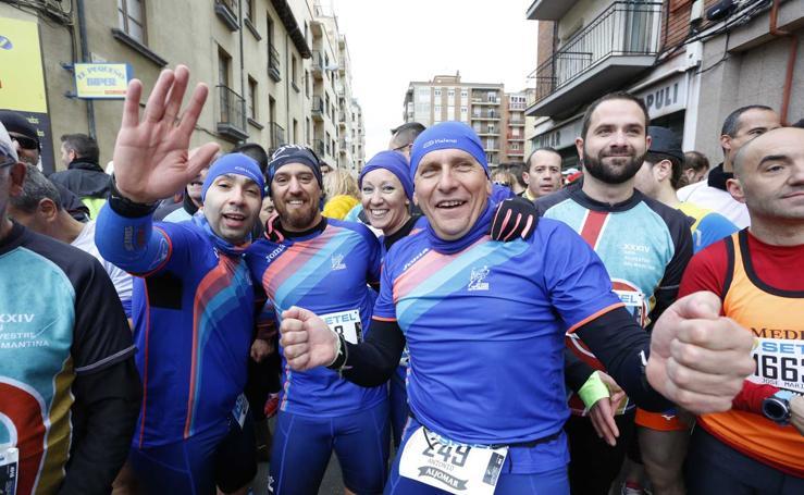 Cuarta carrera de la San Silvestre de Salamanca