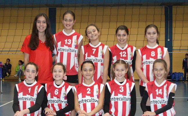 El voleibol de Valladolid confirma su proyección de futuro en la Copa de España