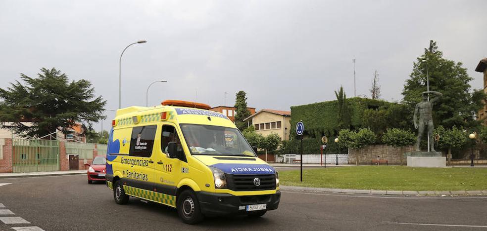 El 112 registra en Palencia un accidente y dos agresiones en Nochevieja