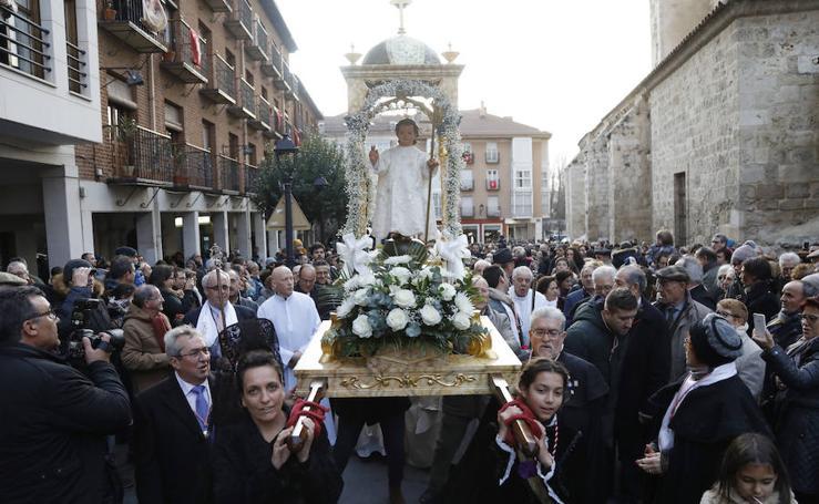 Palencia baila al son del 'Ea'
