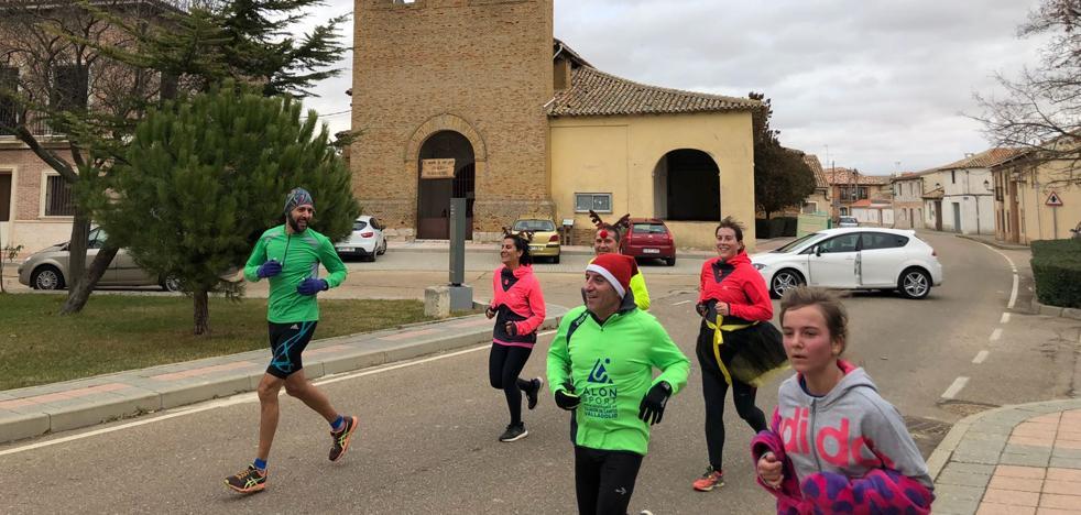 Villalón de Campos despide el año con carrera solidaria