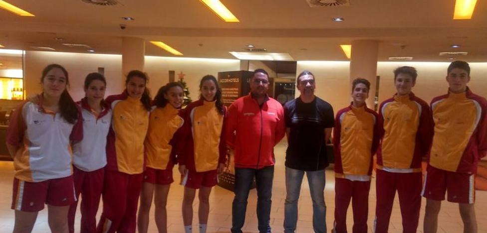 La Federación de baloncesto cita a 15 salmantinos para el Nacional en Valladolid