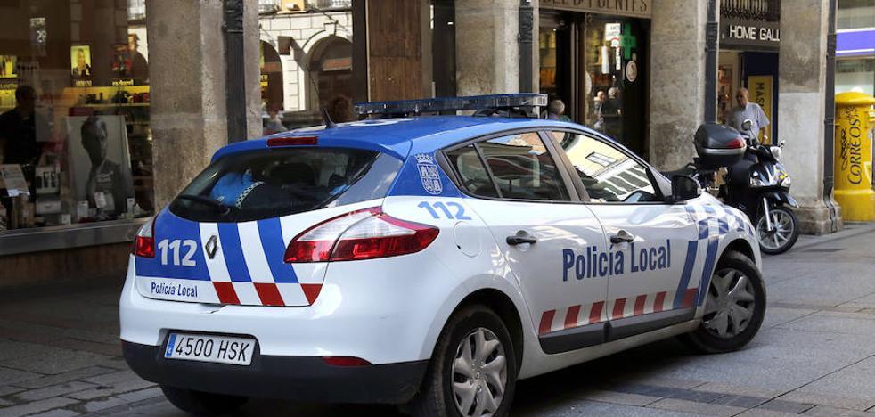 Denuncia la rotura de una ventana en una vivienda de Antonio Maura por un cohete