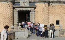 El Alcázar de Segovia supera su récord y alcanza 681.291 visitas