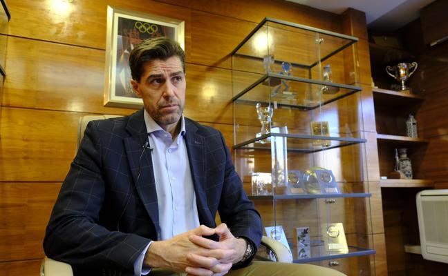 Raúl Chapado: «España tiene que ser el quinto país europeo en medallas y finalistas»