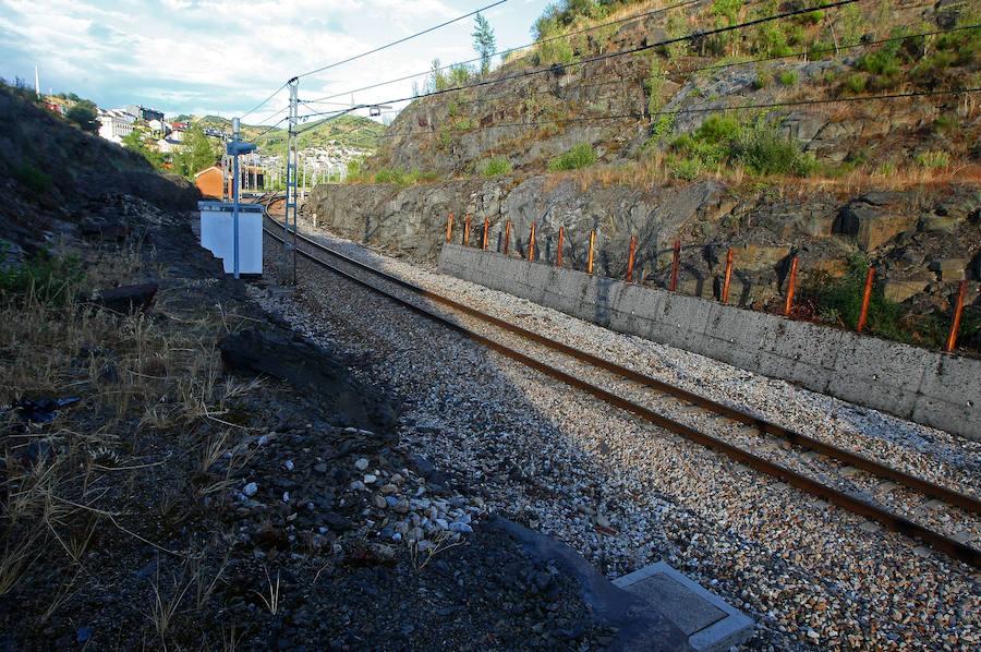 Imagen actual del túnel nº20