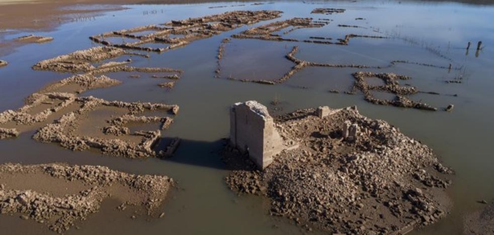 Los embalses del Duero inician el año con la mayor sequía desde 1990