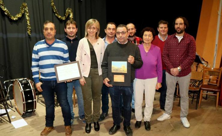 Premios a Valdecañas de Cerrato y a los bomberos de Baltanás