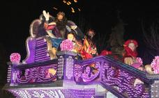 Probabilidad de lluvia en la Cabalgata de los Reyes Magos de Valladolid