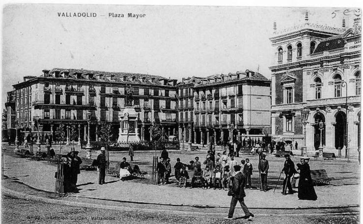 Las mejores imágenes del Valladolid cotidiano
