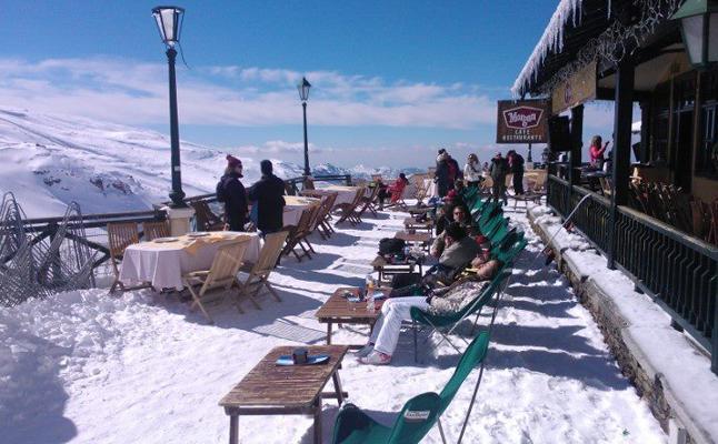 Un mundo de opciones más allá del esquí en Sierra Nevada