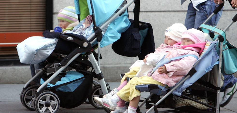 La natalidad más baja en 40 años amenaza el desarrollo de Segovia