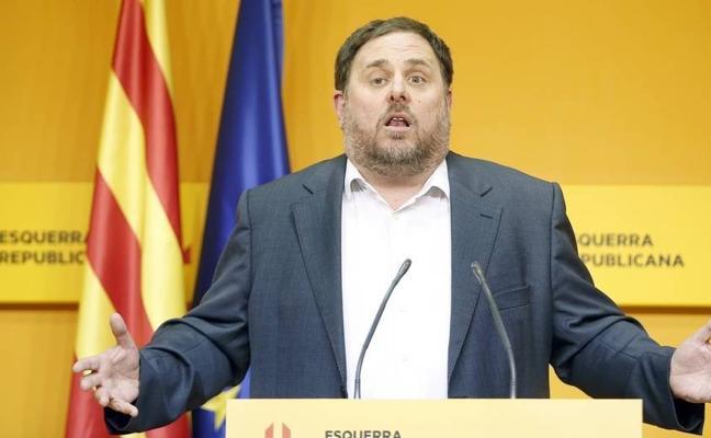 Junqueras pedirá el traslado a una cárcel catalana para ir a los plenos si sigue en prisión