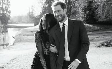 El Príncipe Harry y Meghan Markle reciben el año en la Riviera francesa