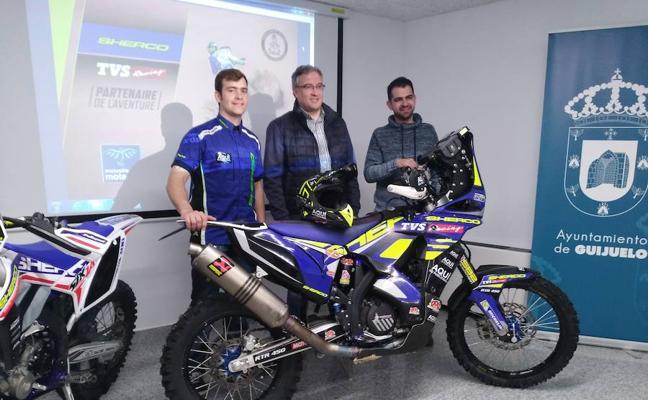 Lorenzo Santolino dice adiós al Mundial de Enduro y hará los dos próximos Dakar