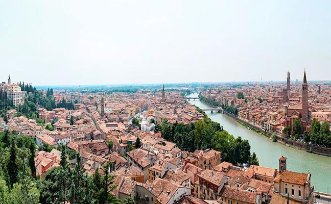 Verona, el romanticismo italiano en una sola ciudad
