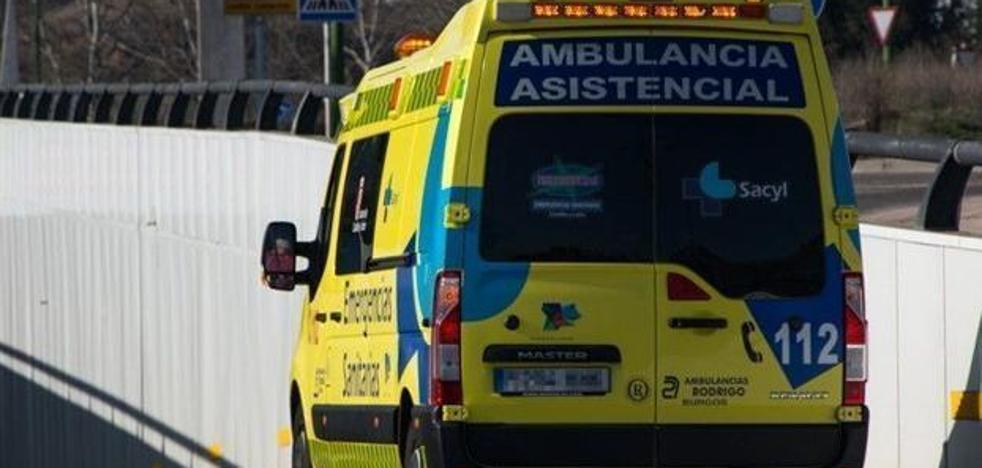 Un portugués, residente en Francia, fallece en una colisión frontal en Castil de Peones