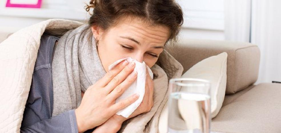 Los casos de gripe casi se duplicaron en la última semana del año