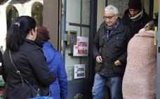 La venta de lotería de El Niño aumenta en Palencia