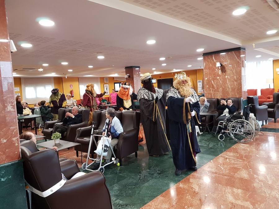 Los Reyes Magos en los pueblos de la provincia de Valladolid